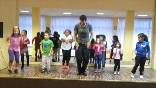 Zumba Kids cu Andrei - Hamster Dance