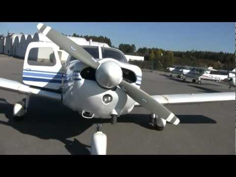 PIPER CHEROKEE SIX PA32-260 CS-ALF - Adaptation