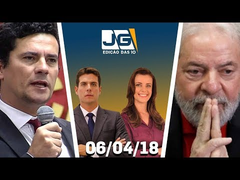 Jornal da Gazeta - Edição das 10 - 06/04/2018
