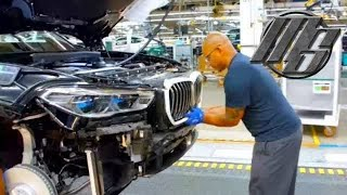 🔴 2019 BMW X5 Factory - Assembly line | Best Car - Motorshow