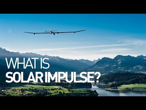What is solar impulse?