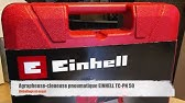 Air Towel And Nailer Einhell Dta 25 2 Unboxing Youtube