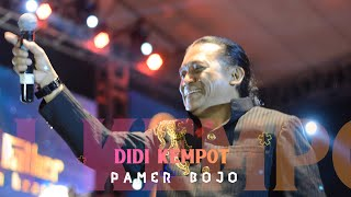 DIDI KEMPOT - PAMER BOJO, LIVE AT JEC (KUSTOMFEST)