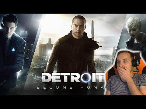 THRILLER :o | Detroit: Become Human #3