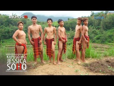 Kapuso Mo, Jessica Soho: Mga larong Igorot sa Mountain Province