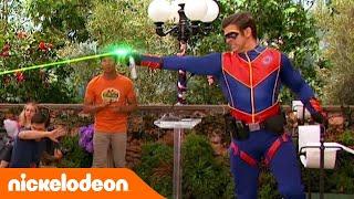 Henry Danger | Captain Mans Rede 🎤| Nickelodeon Deutschland