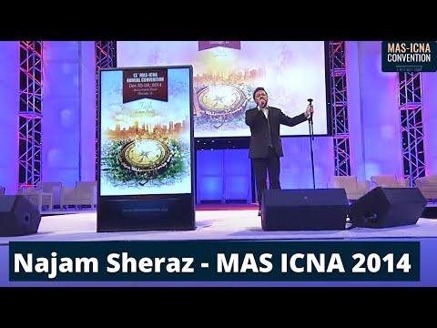 Najam Sheraz | MAS ICNA 2014