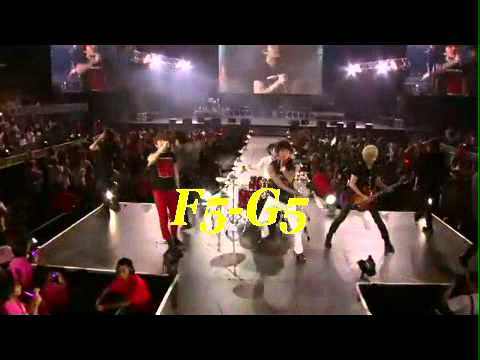 Max Changmin-live vocal range