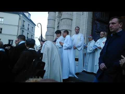 Procession Des Reliques De Ste Geneviève