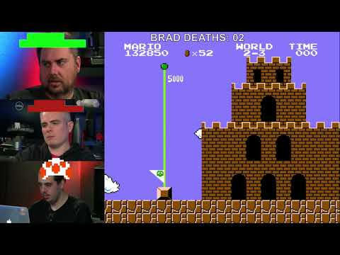 GB Premium Unlock: Breaking Brad: Super Mario Bros.