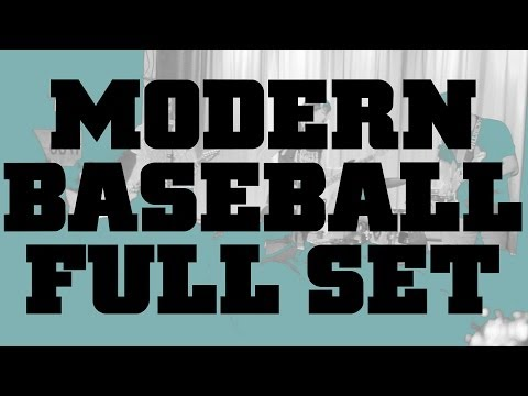 Modern Baseball | Full Set | Live | 06/17/2014