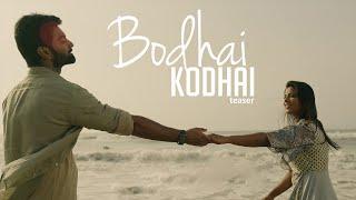 Bodhai Kodhai - Teaser | Gautham Vasudev Menon | Karthik | Karky | Atharvaa, Aishwarya Rajesh thumbnail