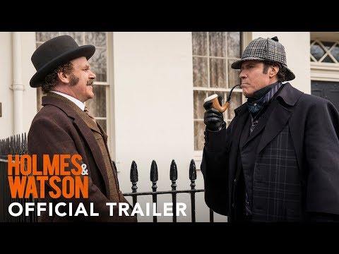 HOLMES AND WATSON - Official Full online (HD)