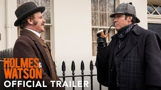 "Holmes and Watson Full Movie 2018""#"
