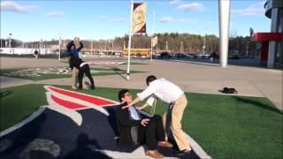 Mannequin Challenge at Patriots Gillette Stadium (Compilation)