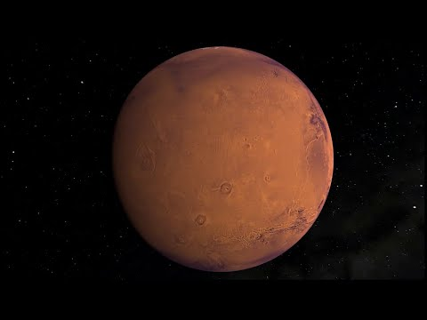 Thousands of Ancient Super Eruptions on Mars, Scientists Confirm