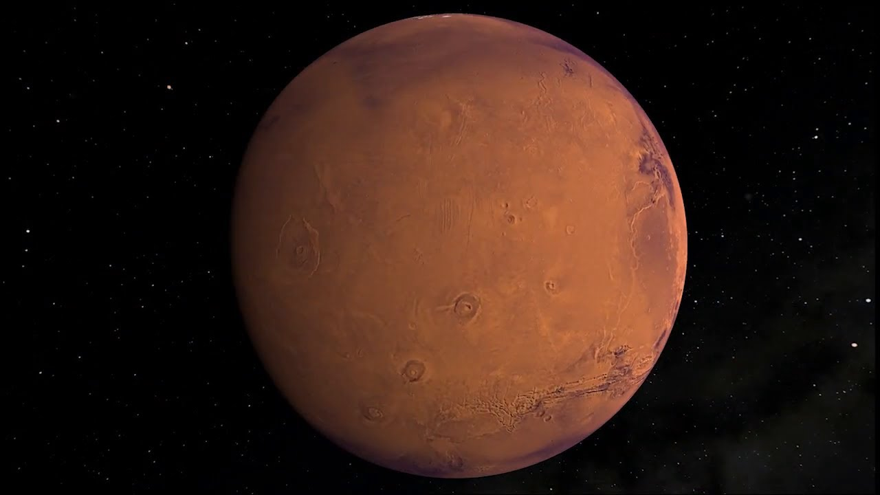 Download Thousands of Ancient Super Eruptions on Mars, Scientists Confirm
