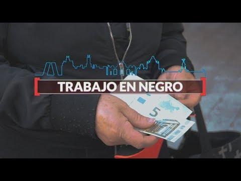 Madrid es cifra: Trabajo en negro