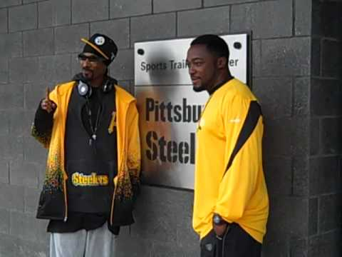 Image result for snoop dogg steelers
