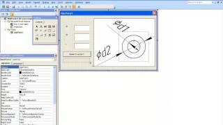 """Копия видео """"Компас-3D. Пример работы Компас-3D с таблицами Excel & VBA"""""""