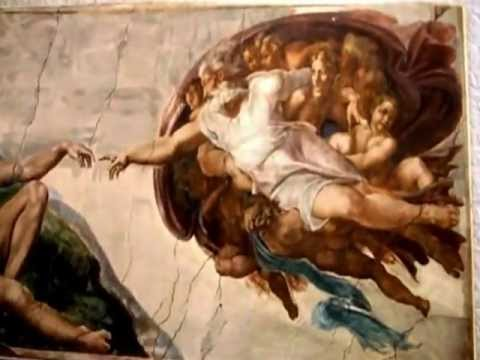 Michelangelo - The Lost Michelangelo Creation Of Adam Man ...