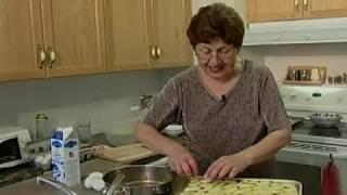 Jana Branova - Macedonian cuisine - Musaka - Мусака