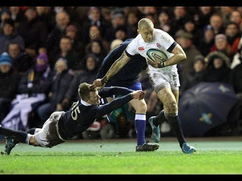 6 Of The Best Tries: 2014 RBS 6 Nations Championship