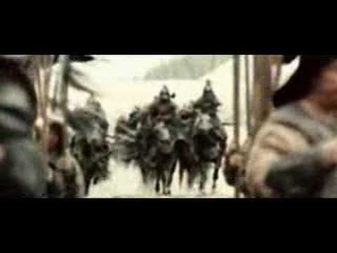 Mongol - Trailer for Oscar-nominated movie of Genghis Khan