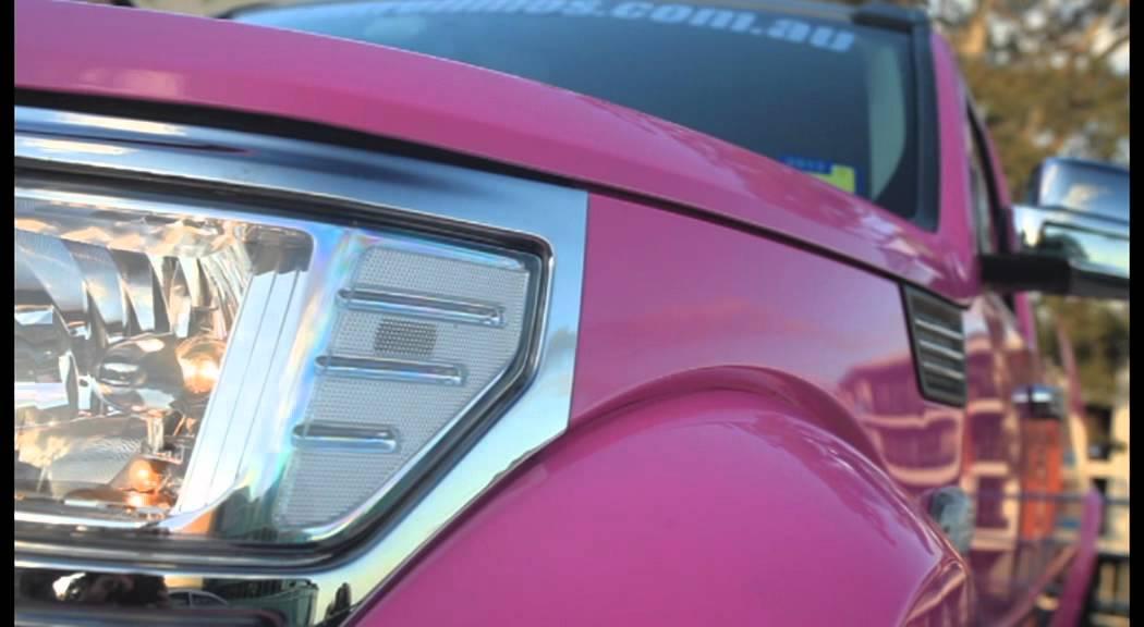 limos pink dodge nitro  seat hire  sydney youtube