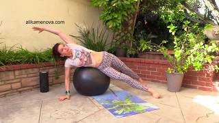 Joint Mobility Warm Up Class Injury Prevention Cool Down