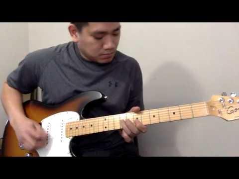 Cruisin together - Guitar Intro