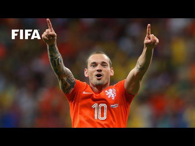 Wesley Sneijder | FIFA World Cup Goals