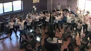 Vidéo de l'Atelier Danse de Seb et Sandra à Mâcon : Flash mob Amazonia 1