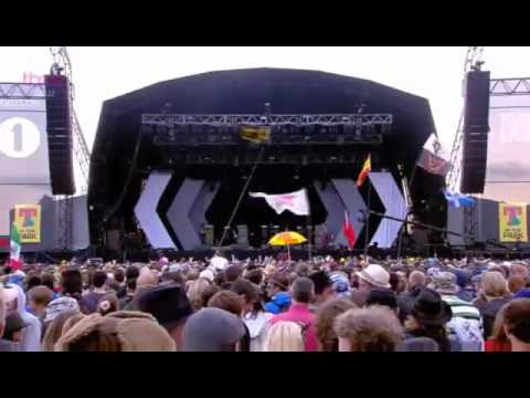 The Strokes - T in the park 2011 (Highlights)
