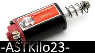 Airsoft Peak - Awesome Motor, Small Package  -ASTKilo23-