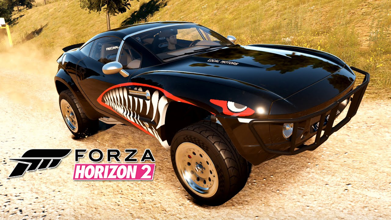 Local Motors Rally Fighter >> FORZA HORIZON 2 #19 | Local Motors Rally Fighter 2014 | XBOX ONE PT/1080P - YouTube