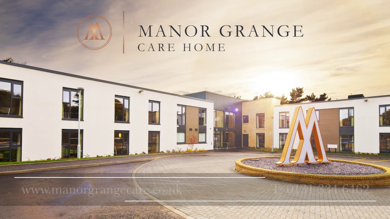 Manor Grange Care Home Pinkhill Edinburgh