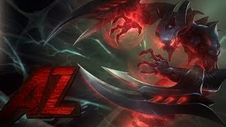 A-Z League of Legends: Nocturne - Mroczna noc