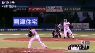 井口資仁 ホームラン集 2015 井口資仁 検索動画 16