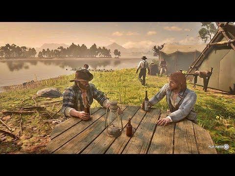 Bill wants to Run his own Gang / Hidden Dialogue / Red Dead Redemption 2 thumbnail