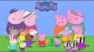 Сказка на ночь. Спокойной ночи Свинка Пепа и все ее друзья!!! Для детей 2-6 лет.