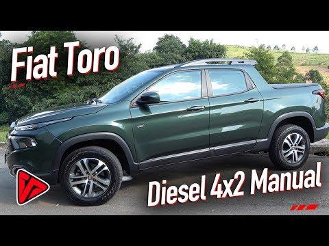 Fiat Toro Diesel 4x2 Manual | Canal Top Speed