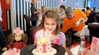 Caitlin's 10th Birthday Party