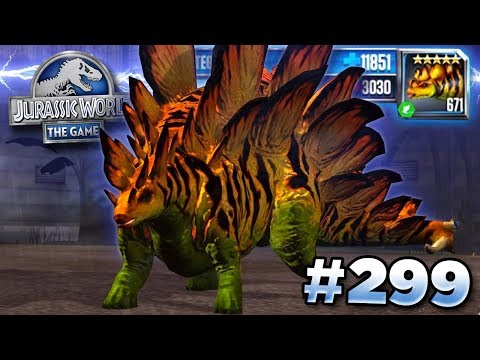 POWER BEYOND LVL 40?!? NEW UPDATE! || Jurassic World - The Game - Ep299 HD