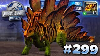 POWER BEYOND LVL 40?!? NEW UPDATE! || Jurassic World - The Game - Ep299 HD