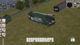 Derailments in Trainz! #2