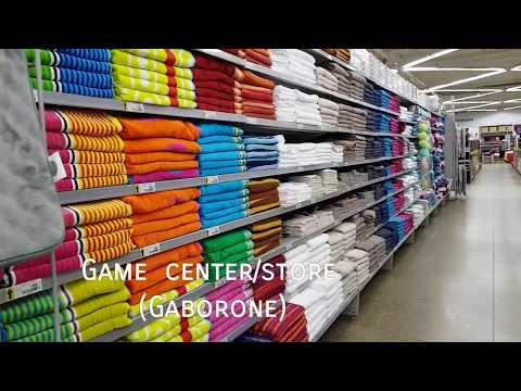 Game Store | Gaborone | Botswana