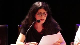 Estela Schindel. Conferencia 09.12.2015