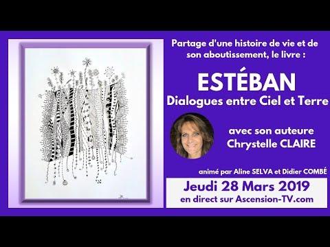 """""""Partage d'une histoire de vie"""" avec Chrystelle CLAIRE le 28/03/2019 à 21h"""