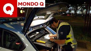 Gambar cover Una notte di pattuglia con la Polizia Stradale   Quattroruote